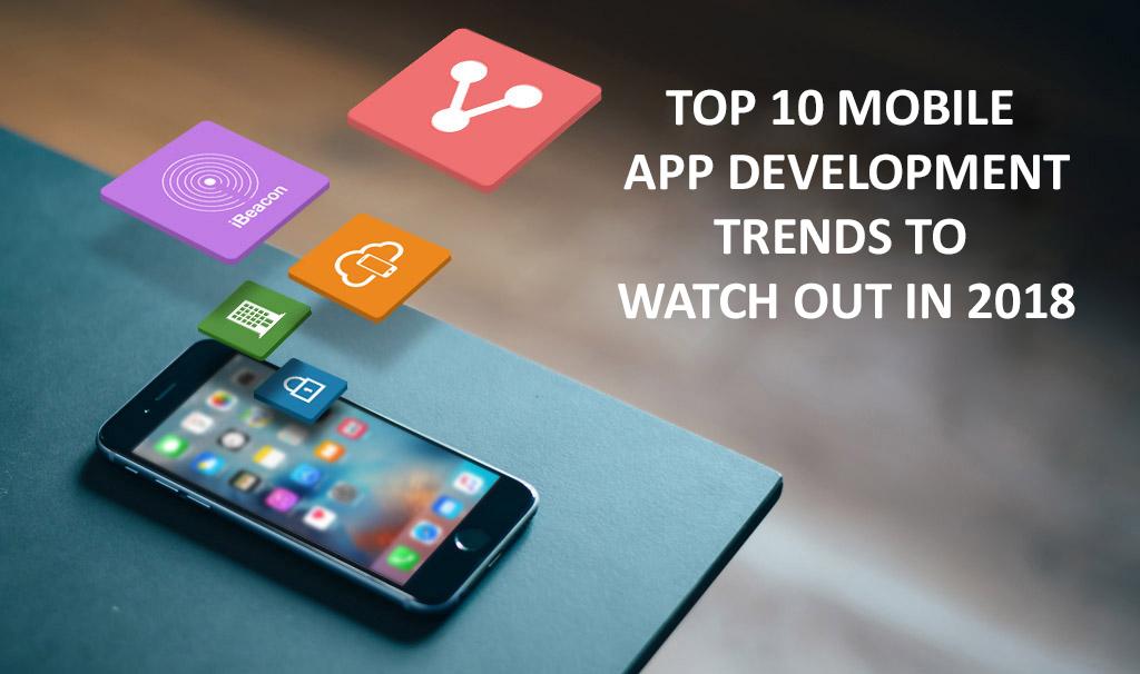 Top 10 Mobile App Development Trends | Web Design and Development Company in Kolkata | Digital Googly