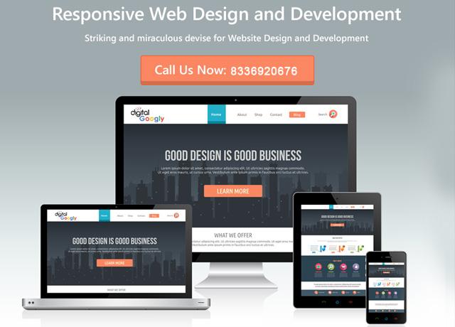 web design & development company Kolkata | Digital Googly
