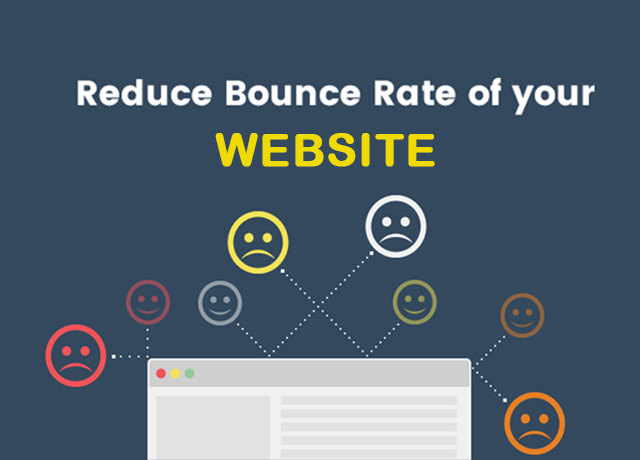 Website design company in kolkata | Bounce Rate