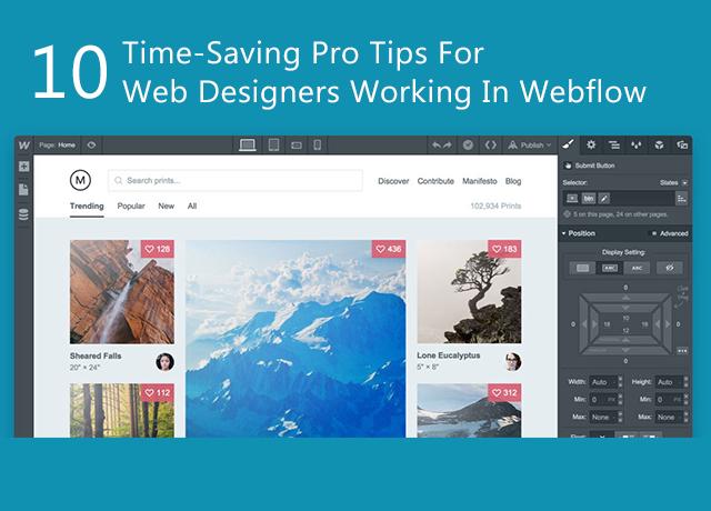 webflow | Website design company in kolkata