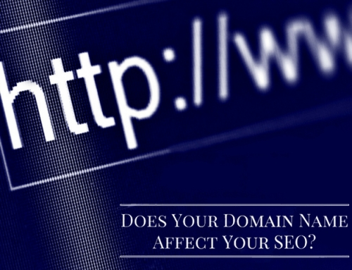 How Your Domain Name Impacts Search