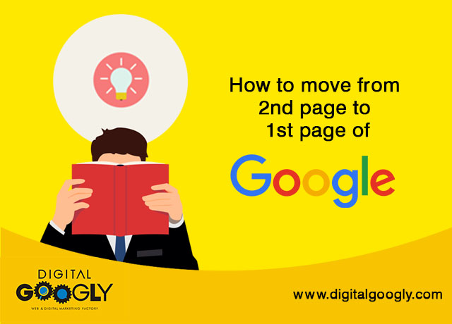 Six Hacks To Get On The First Page of Google- Digital Googly