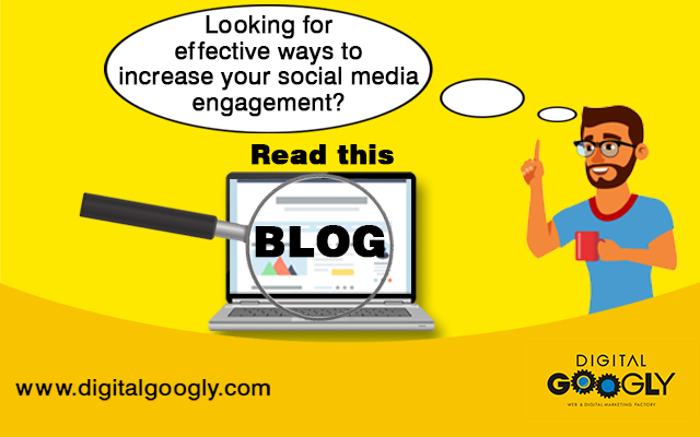 Looking for effective ways to increase your social media engagement? Read this blog
