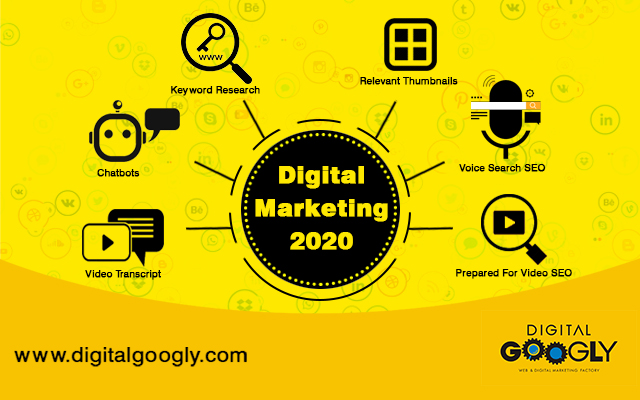 What's The Face Of Digital Marketing In 2020? 6 Predictions
