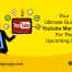 Your Ultimate Guide To Youtube Marketing For The Upcoming Days.