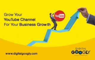 5 Smart Ways To Grow Your YouTube Channel For Your Business Growth