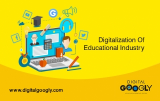 Digitalization Of Educational Industry: Success Mantra Of This Year