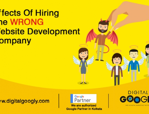 Effects Of Hiring The WRONG Website Development Company in Kolkata