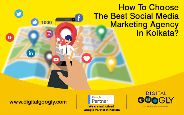 Best Social Media Marketing Agency In Kolkata