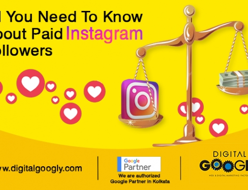 All You Need To Need To Know About Paid Instagram Followers
