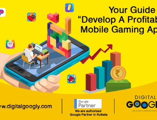 """Your Guide To """"Develop A Profitable Mobile Gaming App"""""""