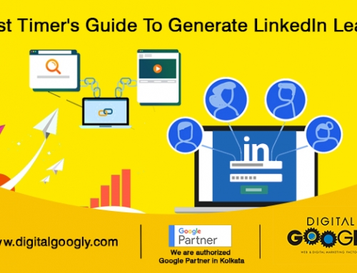 First Timer's Guide To Generate LinkedIn Leads