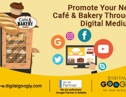Promote Your New Cafe & Bakery Through Digital Medium