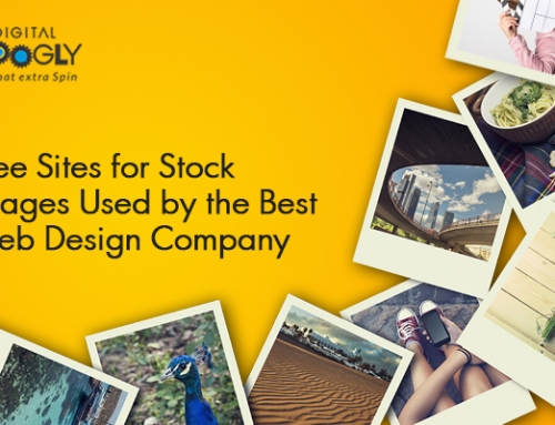 Free Sites for Stock Images Used by the Best Web Design Company