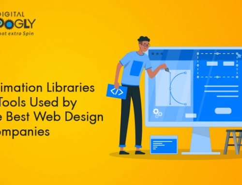 Animation Libraries & Tools Used by the Best Web Design Companies